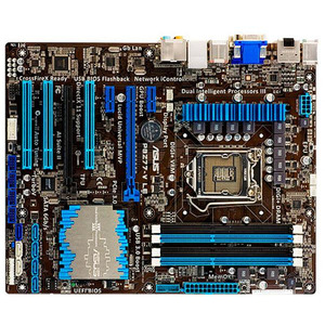 Photo of Asus P8Z77-V LE PLUS Intel Z77 Motherboard