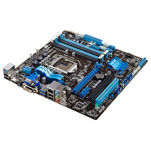 Photo of Asus P8Z77-m Motherboard
