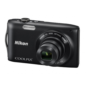 Photo of Nikon Coolpix S3200 Digital Camera