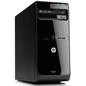 Photo of HP Pro-3405 Microtower Desktop Computer
