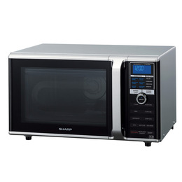 Sharp R890SLM Combination Microwave - Silver Reviews