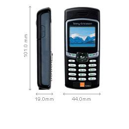Sony Ericsson T290i Reviews
