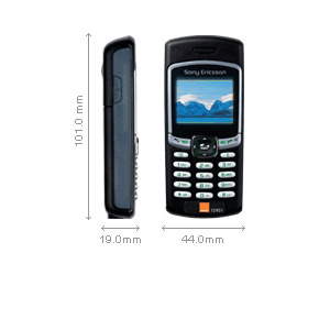 Photo of Sony Ericsson T290I Mobile Phone