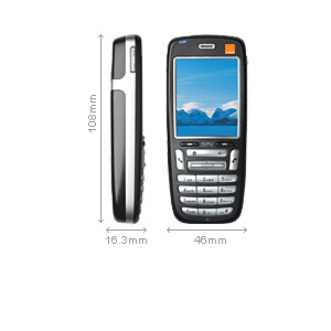 Photo of Orange SPV C500 Mobile Phone