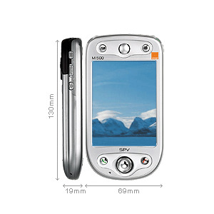 Photo of Orange SPV M1500 Mobile Phone