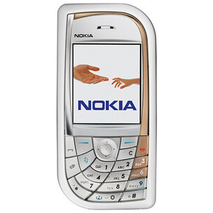 Photo of Nokia 7610 Mobile Phone