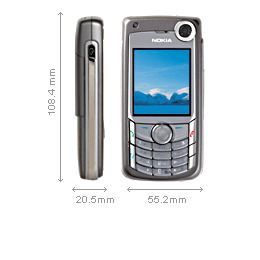 Nokia 6680 Reviews