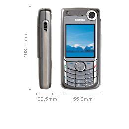 Nokia 6680 Reviews