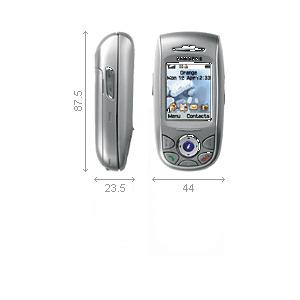 Photo of Samsung E800 Mobile Phone