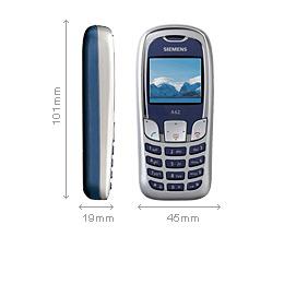 Siemens A62 Reviews