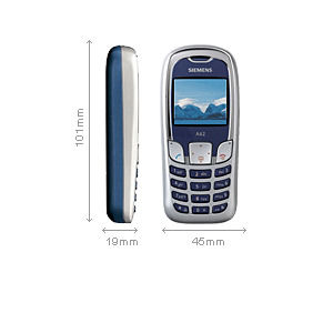 Photo of Siemens A62 Mobile Phone