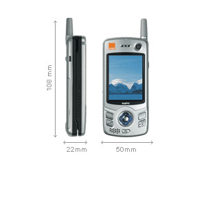 Photo of Sanyo S750I Mobile Phone
