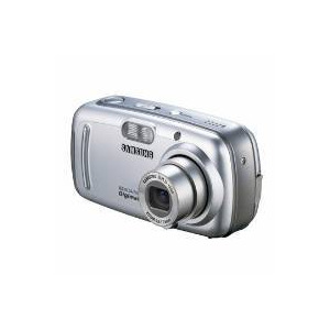 Photo of Samsung Digimax A400 Digital Camera