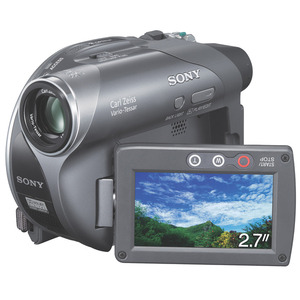 Photo of Sony DCR-DVD205 Camcorder