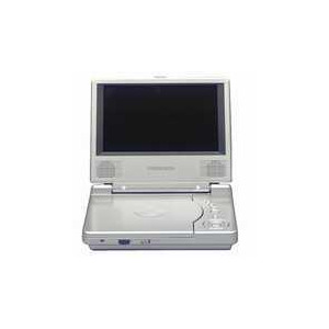 Photo of Ferguson LDVD-71 Silver Portable DVD Player