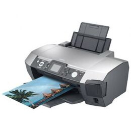 Epson Stylus Photo R340 Reviews