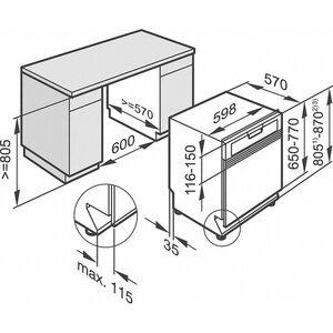 Photo of Miele G5220 SCi Dishwasher