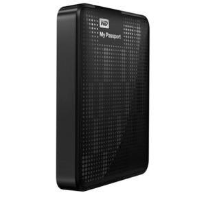Photo of Western Digital My Passport WDBYL0020B (2TB) External Hard Drive