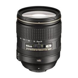 Nikon AF-S Nikkor 24-120mm f/4G ED VR Reviews