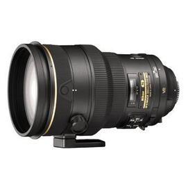 Nikon AF-S 200mm f/2G ED VR II NIKKOR Lens