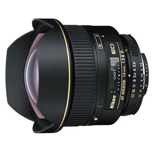 Photo of Nikon 14MM F/2.8D ED AF Nikkor Lens