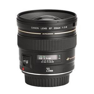 Photo of Canon EF 20MM F/2.8 Lens