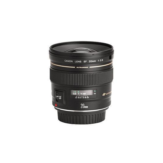 Canon EF 20mm f/2.8