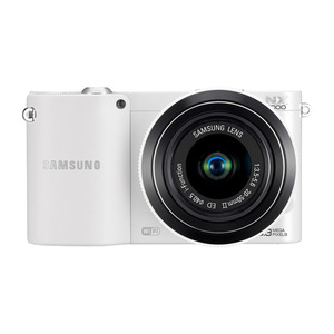 Photo of Samsung NX1000 With 20-50MM Lens Digital Camera
