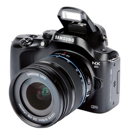 Samsung NX20 with 18-55mm lens Reviews