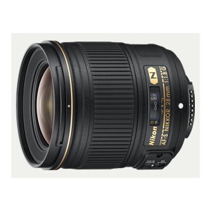 Photo of Nikon AF-S NIKKOR 28MM F/1.8G Lens