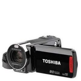 Toshiba Camileo X200 Reviews