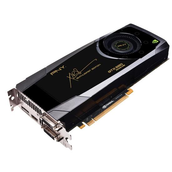 Pny GeForce GTX 680 PCI-E - 2GB