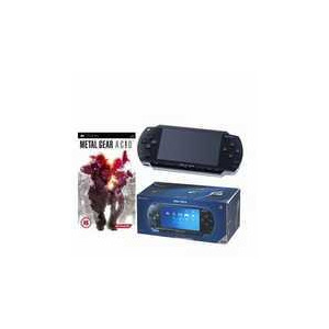 Photo of PSP Giga Pack Plus Metal Gear Acid Video Game