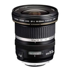 Photo of Canon EF-S 10-22MM F/3.5-4.5 USM Lens