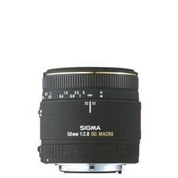 50mm f/2.8 EX DG MACRO LENS (CANON AF) Reviews