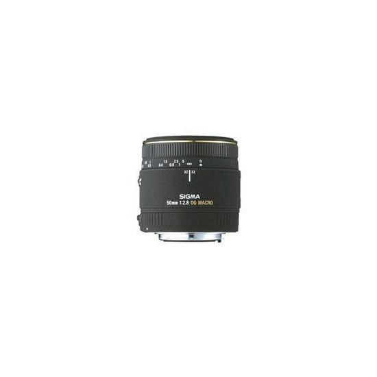 50mm f/2.8 EX DG MACRO LENS (CANON AF)