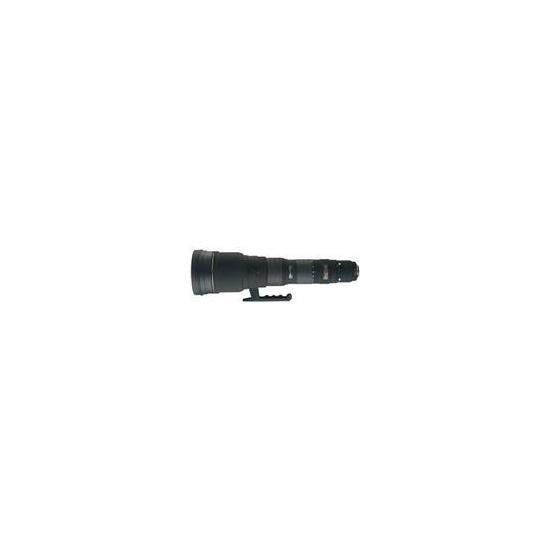 Sigma 300-800mm f/5.6 EX APO DG HSM (Canon AF)