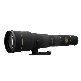 Sigma 300-800mm f/5.6 EX APO DG HSM (Nikon mount) Reviews