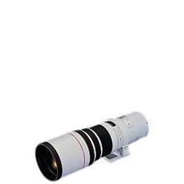 Canon EOS Lens 400mm f/5.6 L USM Reviews