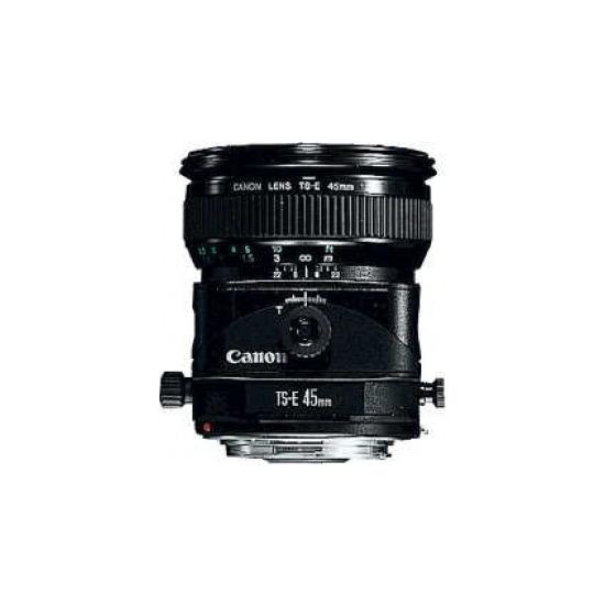 Canon EF 45mm f/2.8 TS-E