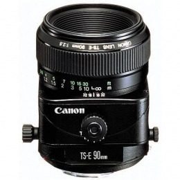 Canon TS-E 90mm f/2.8 Tilt & Shift Lens Reviews