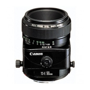 Photo of Canon TS-E 90MM F/2.8 Tilt & Shift Lens Lens