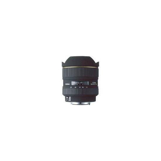 12-24mm f/4.5-5.6 EX DG ASPHERICAL (CANON AF)