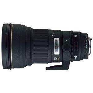 Photo of Sigma 300MM F/2.8 EX DG (PENTAX AF) Lens