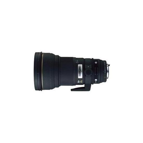 Sigma 300mm f/2.8 EX DG (PENTAX AF)