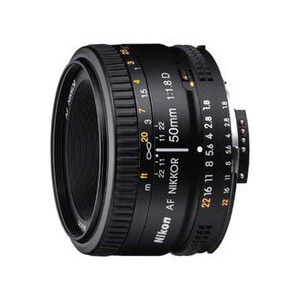 Photo of Nikon 50MM F/1.8D AF NIKKOR Lens