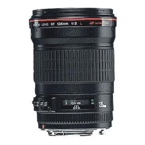 Photo of EF 135MM F2.0L USM Lens