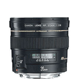 EF 20mm f/2.8 USM Reviews