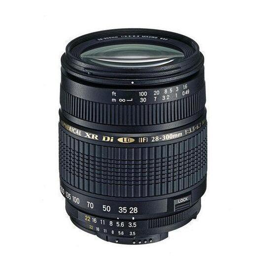Tamron 28-300mm f/3.5-6.3 (Canon mount)