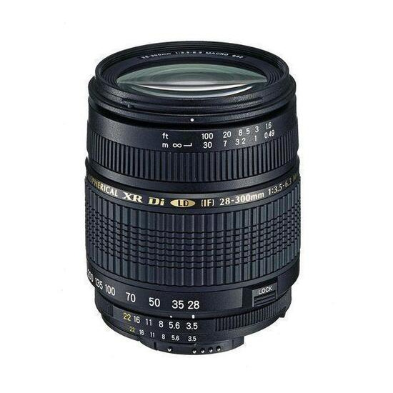 Tamron 28-300mm f/3.5-6.3 (Canon mount)